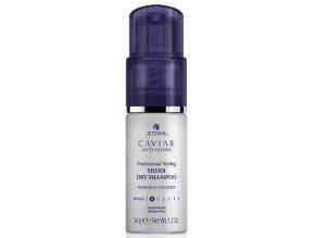 Alterna Caviar Style - suchý šampon na všechny typy vlasů 34g