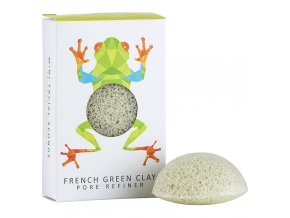 Konjac Sponge Rainforest Mini Tree Frog