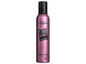 Loréal Professionnel Tecni.Art Wild Stylers Rebel Push Up - pěnový pudr na vlasy s push-up efektem 250ml