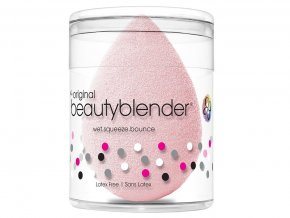 Beautyblender Single Original Bubble Light Pink - houbička na make-up světle růžová 1ks