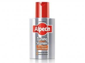 Alpecin Tuning – tónovací šampon na první šedivé vlasy 200ml