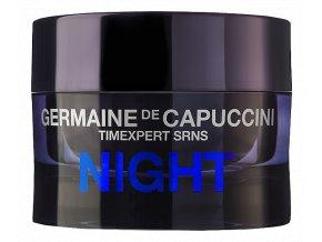 Germaine de Capuccini Timexpert Srns Night Recovery Comfort Cream – vysoce regenerační noční krém