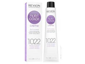 Revlon Professional Nutri Color Creme 1022 Intense Platinum - maska na vlasy odstín intenzivní platinová 100ml