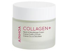 Ainhoa Collagen+ - zpevňující pleťový krém s kolagenem na krk a dekolt 50ml
