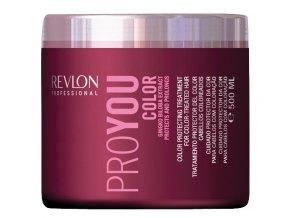 Revlon Professional Proyou Color - ochranná maska pro barvené vlasy 500ml