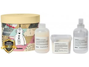 DAVINES Love Curl Galactic Curl Gift Box