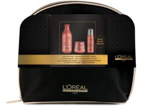 Loréal Expert Inforcer Set - šampon 300ml + maska 250ml + sprej 60ml