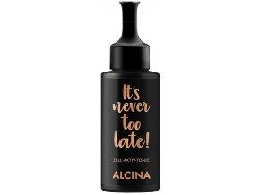 Alcina It's Never Too Late – aktivní pleťové tonikum s ovocnými kyselinami 50ml
