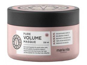 Maria Nila Pure Volume Masque – hydratační maska na jemné vlasy 250ml