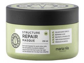 Maria Nila Structure Repair Masque – posilující maska na suché a poškozené vlasy 250ml