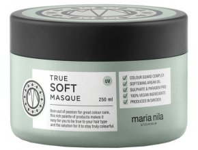 Maria Nila True Soft Masque – maska s arganovým olejem na suché vlasy 250ml