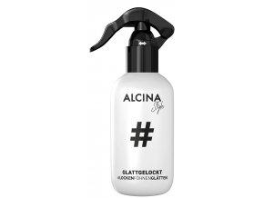 Alcina Style – fénovací sprej pro hladké vlny 100ml