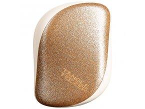 Tangle Teezer Compact Styler Gold Starlight – kompaktní kartáč na vlasy 1ks