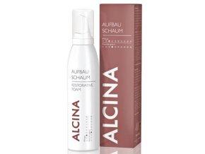 Alcina - regenerační pěna na vlasy 150ml