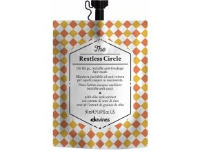 Davines The Circle Chronicles The Restless – neviditelná posilující maska na vlasy 50ml