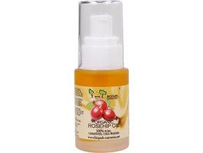 Biopark Cosmetics - 100% bio šípkový olej lisovaný za studena 30ml
