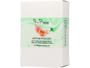 Biopark Cosmetics Reetha Powder - bylinný prášek na vlasy 100g