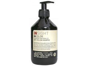 Insight Incolor Anti Yellow Shampoo 400