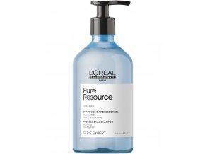 Loréal Professionnel Expert Pure Resource - šampon pro mastné vlasy