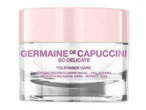 Germaine de Capuccini So Delicate Tolerance Care - pleťový krém pro normální a velmi citlivou pleť