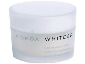 Ainhoa Whitess Whitening Cream – noční bělící krém pro všechny typy pleti s nadměrnou pigmentací
