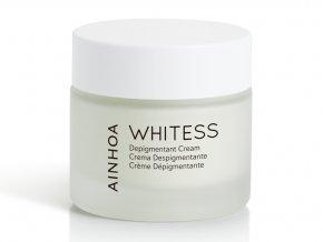 Ainhoa Whitess Depigmentant Cream – denní krém s depigmentačním účinkem 50ml
