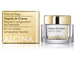 Alcina - krém s vitamínem A 50ml
