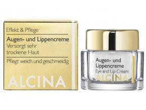 Alcina - krém na oči a rty 15ml