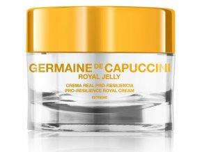 Germaine de Capuccini Royal Jelly Extreme Cream – posilující krém s mateří kašičkou pro suchou až velmi suchou pleť 50ml