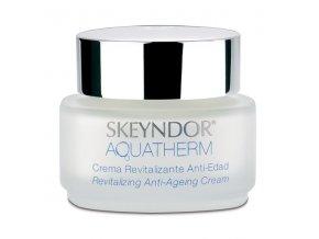 Skeyndor Aquatherm Revitalizing Anti-Aging Cream – revitalizační krém proti stárnutí pro zralou citlivou pleť