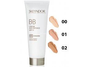 Skeyndor Natural Defence BB Cream Age Defence SPF15 – multifunkční krém pro všechny typy pleti 40ml