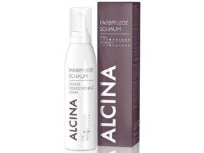 Alcina – pěna pro barvené vlasy 150ml
