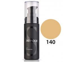 Skeyndor Lift Foundation SPF20 – liftingový a hydratační make-up s ochranným filtrem č. 140 Light 30ml