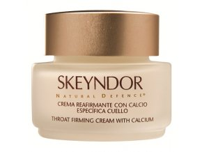 Skeyndor Natural Defence Throat Firming Cream with Calcium – zpevňující krém na krk s vápníkem 50ml