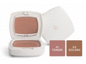 Germaine de Capuccini Make-up Hi Protection Oil Free - ochranný letní make-up s vysokým ochranným faktorem SPF50 12g
