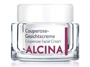 Alcina Couperose Facial Cream - krém proti popraskaným žilkám 50ml