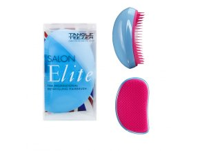 Tangle Teezer Salon Elite Blue Blush - kartáč na vlasy