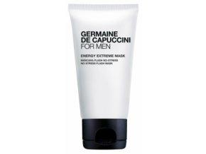 Germaine de Capuccini FOR MEN Energy Extreme Mask - výrazně posilující pleťová maska 50ml