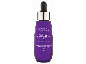 Alterna CAVIAR Omega + Nourishing Oil – vlasový olejíček se silným regeneračním účinkem 50ml