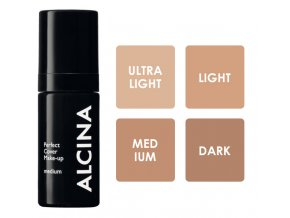 Alcina Perfect Cover Make-up - krycí make-up 30ml