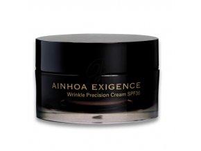 Ainhoa Exigence Wrinkle Precision Cream Extra Rich SPF 30 – denní krém proti vráskám pro suchou pleť 50ml