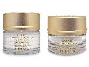 Ainhoa LUXE Cellular Complex H2O Set – hydratační pleťový krém 50ml + krém na oční okolí 15ml