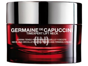 Germaine de Capuccini Timexpert Lift (IN) Neck and Decolletage Tautening Firming Cream – liftingový krém na krk a dekolt 50ml