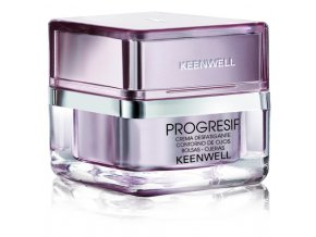 Keenwell Progresif Antifatigue Eye Cream - krém na oční okolí proti váčkům a kruhům 25ml