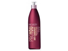 Revlon Professional ProYou Anti-Dandruff Shampoo - šampon proti lupům 350ml
