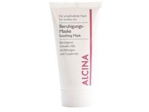 Alcina Soothing Mask - klidnící maska pro citlivou pleť 50ml