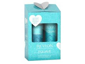 Revlon Professional Equave Hydro Set - bezoplachový hydratační kondicionér 200ml + hydratační šampon s keratinem 250ml
