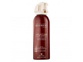 Alterna Bamboo Volume Uplifting Hair Spray - tužidlo pro objem vlasů od kořínků 200ml