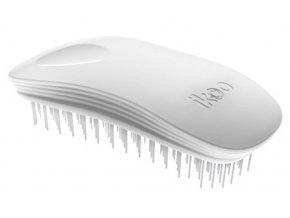 Ikoo CLASIC COLLECTION Home White - kartáč na rozčesávání vlasů 1ks