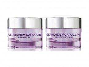 Germaine de Capuccini TIMEXPERT LIFT Set - liftingový krém pro suchou pleť 50ml + liftingový krém na krk a dekolt 50ml
